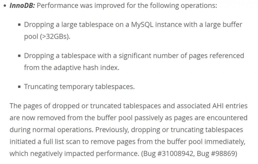 MySQL性能提升,MySQL InnoDB的自适应哈希功能,读写性能影响
